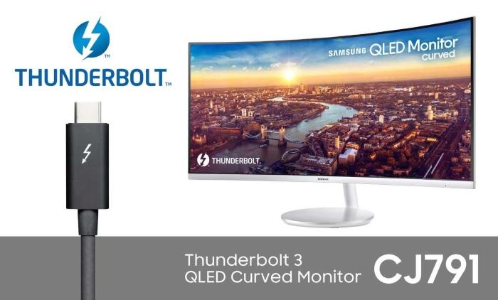 QLED monitor